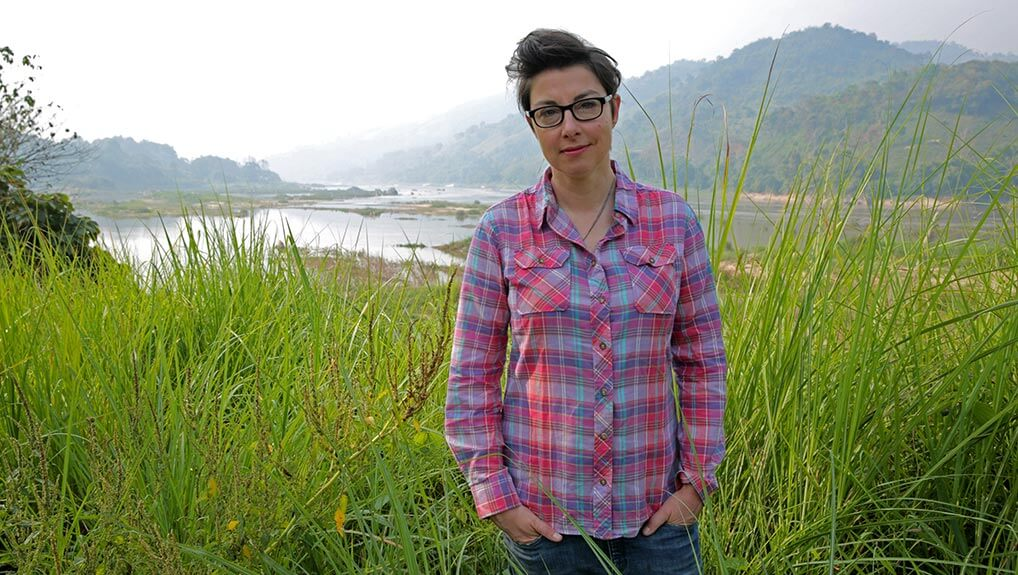 Wzdłuż Mekongu z Sue Perkins