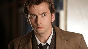 Dziesiąty Doktor: David Tennant