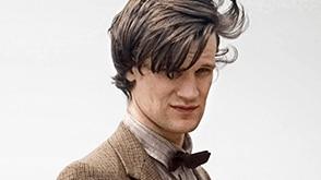 Jedenasty Doktor: Matt Smith